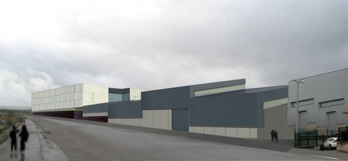Abla arquitectura proyectos anteproyectos for Oficinas santander las palmas